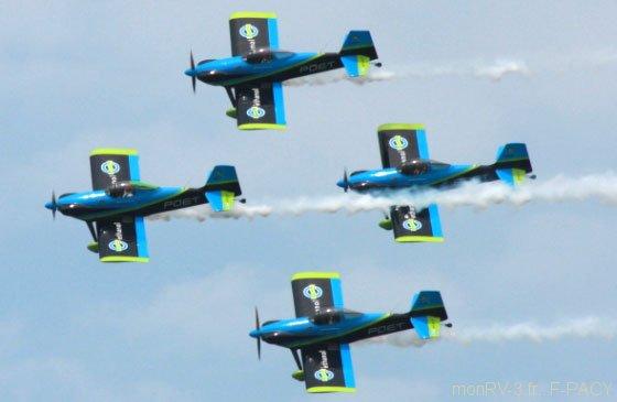 RV-3 formation