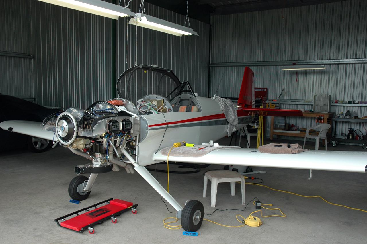 Installation moteur