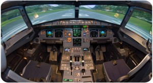 A320 Flight Deck